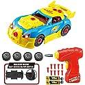 30-Piece Think Gizmos Take Apart Toy Racing Car Set