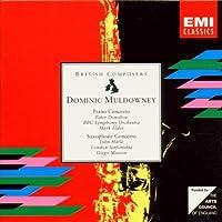 Muldowney;Piano Conc/Saxoph