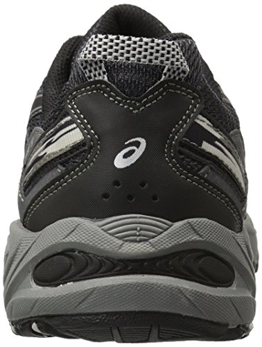 ASICS Men's Gel-Venture 5-M, Black/Onyx/Charcoal, 12 M US