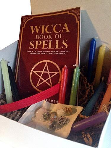 Pine Pentagram Pagan Wicca Witchcraft Charm...