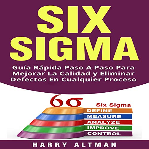 Six Sigma (Spanish Edition) audiobook cover art