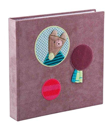 Panodia 270482 Album Memo Les Jolis Pas Beaux Pochettes de 120 Photos 10 x 15 cm