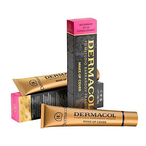 DERMACOL Cover Make up 30G il segreto di bellezza delle...