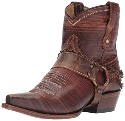 Roper Women's Selah Western Boot Brown 10.5 D US
