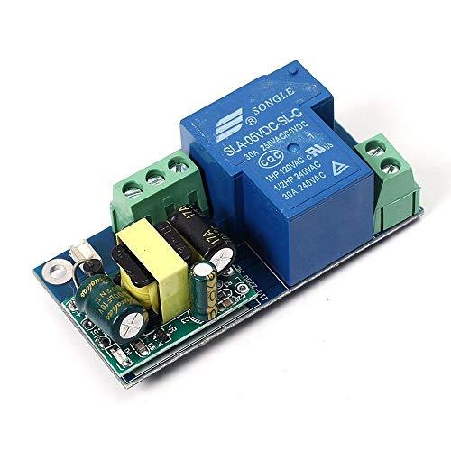 AC 220V relé Wifi interruptor Módulo,control remoto, para PSA inalámbrico Smart Home 6.8x3.3x2.6cm