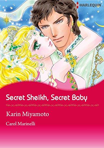 Secret Sheikh, Secret Baby: Harlequin comics (English Edition)