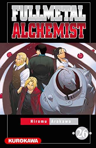 Fullmetal Alchemist - tome 26 (26)