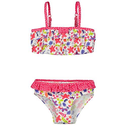 Badeanzug 2-teilig Top + Slip Mädchen Petite Fleur–Größe–4/5Jahre (104/110cm)