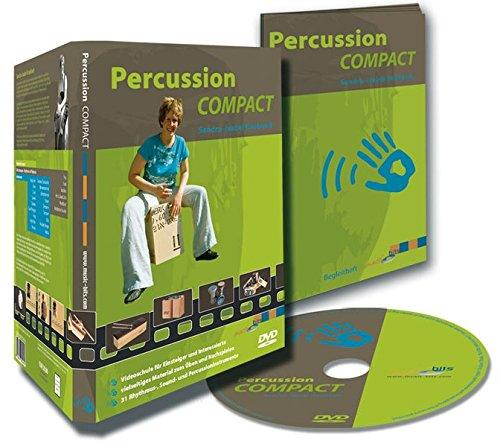 Percussion COMPACT: Videoschule für Percussion und Schlaginstrumente