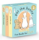 Pat the Bunny: First Books for Baby (Pat the Bunny): Pat the Bunny; Pat the Puppy; Pat the Cat (Touch-and-Feel)