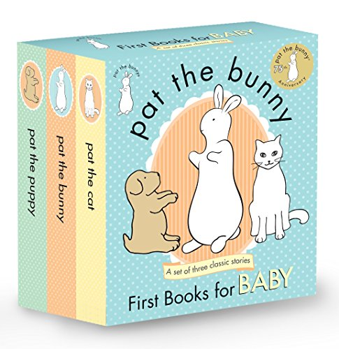 Newborn Touch And Feel Book Set