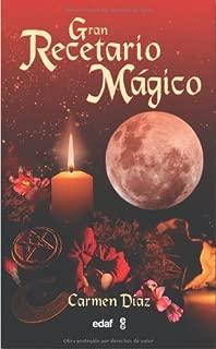 Gran Recetario Magico (Tabla de Esmeralda) (Spanish Edition)