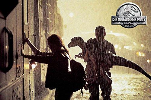 Jurassic Park 2 - Vergessene Welt (4K Ultra HD) (+ Blu-ray)