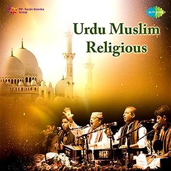 Urdu Muslim Religious