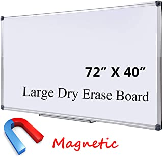 Best large wall mounted whiteboards Reviews