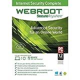 Webroot SecureAnywhere Antivirus - 1-Year 1-Device