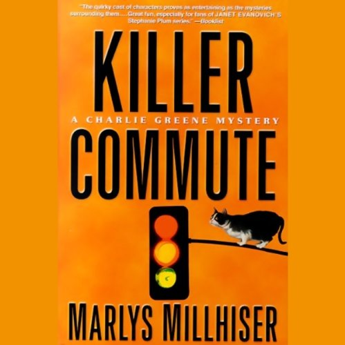 Killer Commute audiobook cover art