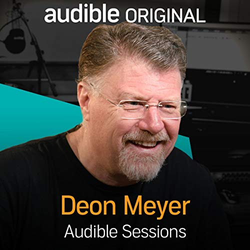 Deon Meyer     Audible Sessions: FREE Exclusive interivew              Autor:                                                                                                                                 Elise Italiaander                               Sprecher:                                                                                                                                 Deon Meyer                      Spieldauer: 10 Min.     4 Bewertungen     Gesamt 4,5