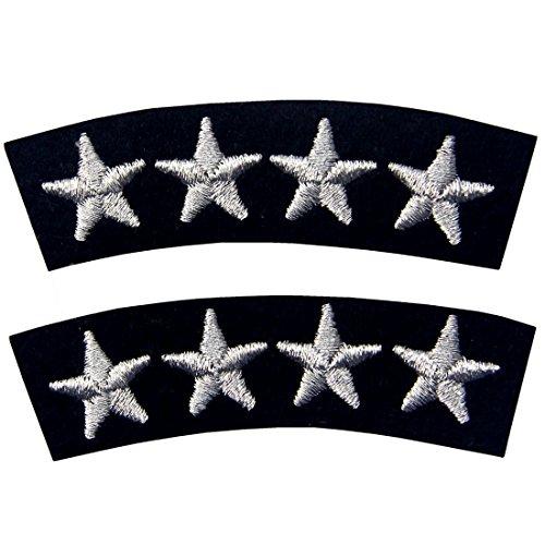 Uniforme de la Marina de Cuatro...