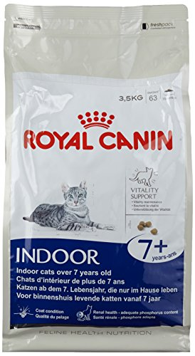 Royal Canin Feline Indoor plus7 , 1er Pack (1 x 3.5 kg)