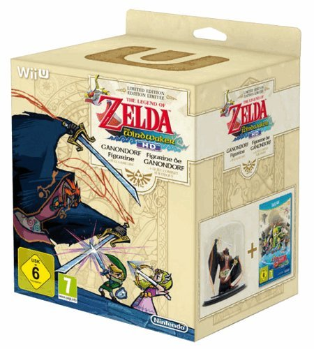 The Legend of Zelda: The Wind Waker HD (inkl. Ganondorf Figur) (Limited Edition) [UK Import]