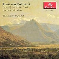 Dohnanyi: String Quartets 2/3