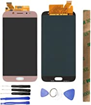 JayTong LCD Display & Replacement Touch Screen Digitizer Assembly with Free Tools for Galaxy J7 Pro 2017 J730 J730F SM-J730G/DS SM-J730F/DS, SM-J730FM/DS, SM-J730GM/DS Pink