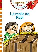 Sami et Julie CP Niveau 1 La malle de Papi d'Isabelle Albertin