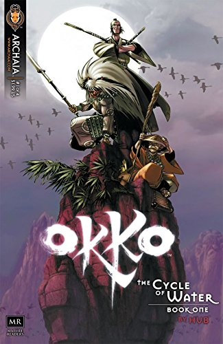 Okko: The Cycle of Water #1 (of 4) (Okko Vol. 1: The Cycle of Water) (English Edition)