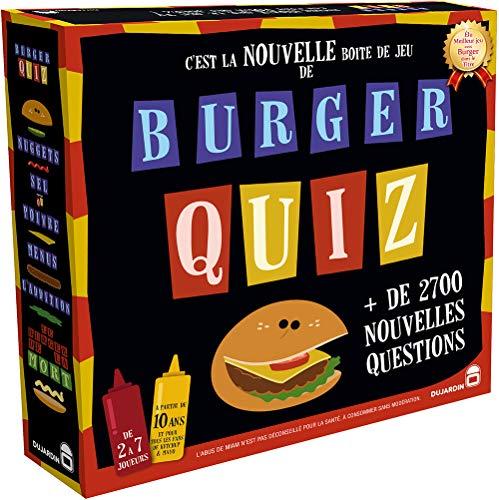 Jeu de société Burger Quiz