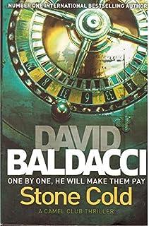 Stone Cold by David Baldacci - Paperback