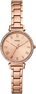 Women's Kinsey Three-Hand Rose Gold-Tone Stainless Steel Watch ES4447
