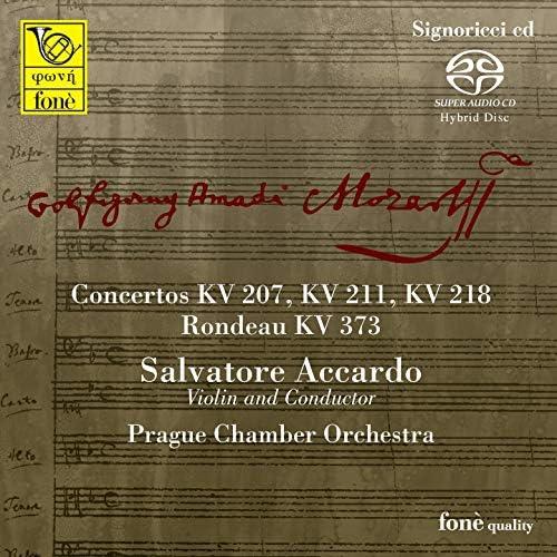 Prague Chamber Orchestra & Salvatore Accardo