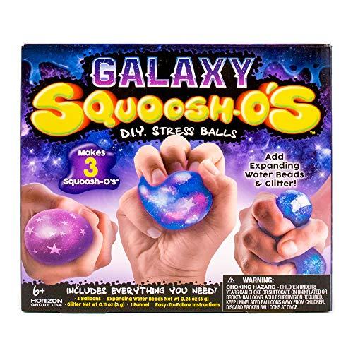 Squoosh-Os D.I.Y. Stress Balls
