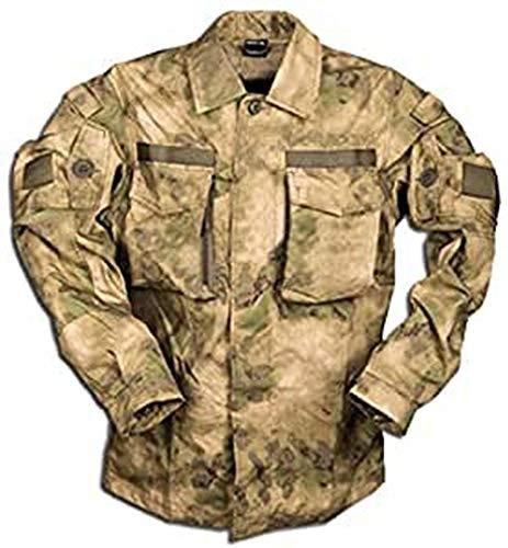 BW Commande Smock T-shirt Mil de A-TACS FG XXL Mil-Tacs FG