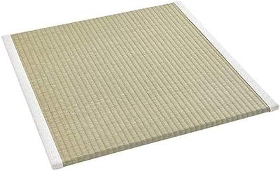 大島屋(Ooshimaya) イ草 オフホワイト 約60×60×2cm