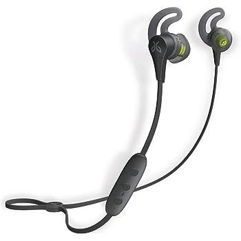 Jaybird X4 Auricolari Sport Wireless Bluetooth Con Microfono, Equalizzatore Personalizzabile, Ricaricabile, Durata Batteria Fino a 8 h, Smartphone/Tablet/iOS/Android, Nero (Metallic)