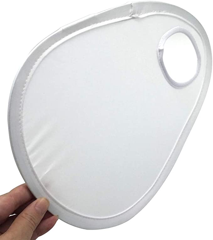 7haofang Universal Folding Photography Flash Lens Diffuser Reflector for DSLR SLR Camera