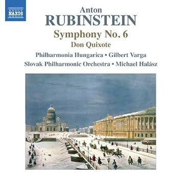 Rubinstein: Symphony No. 6