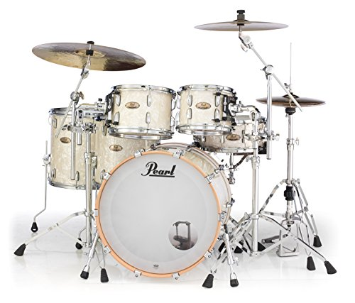 Pearl Session Studio Select Series 5-piece shell pack (hardware/cymbals not included), Nicotine White Marine (STS925XSP/C405)