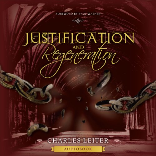 Justification and Regeneration (Expanded Edition) Titelbild