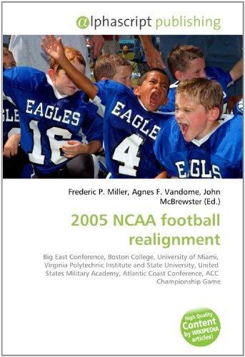 2005 NCAA football realignment