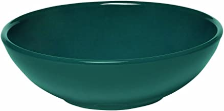 Emile Henry Made In France Blue Flame Individual Salad Bowl