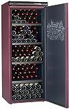CLIMADIFF Cave à vin de vieillissement, 216 bouteilles CVP220A+