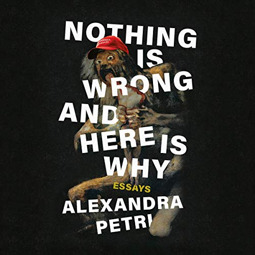 Nothing Is Wrong and Here Is Why audiobook cover art