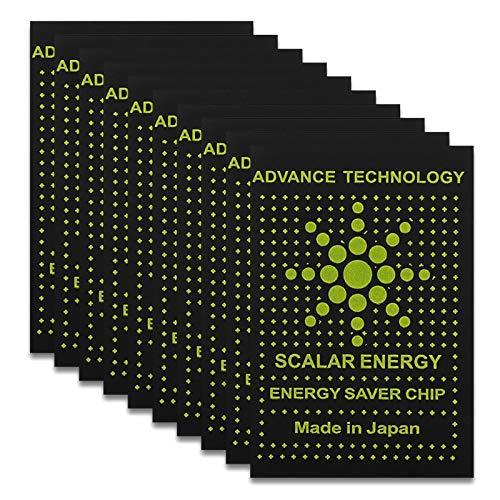 10 pegatinas para teléfono celular, protección contra la radiación EMF, bloqueador antiradiación EMF, dispositivos electrónicos, protector de radiación para teléfonos móviles, computadoras