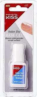 Kiss Salon Dip Base Gel 0.25 Ounce
