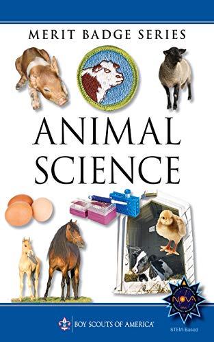 Animal Science Merit Badge Pamphlet