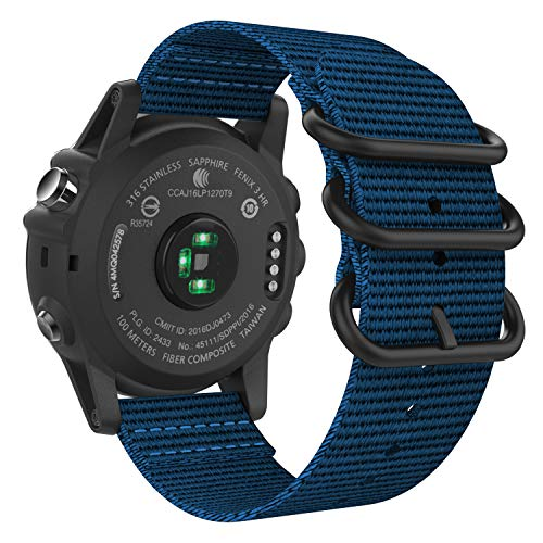 MoKo Armband Kompatibel mit Garmin Fenix...