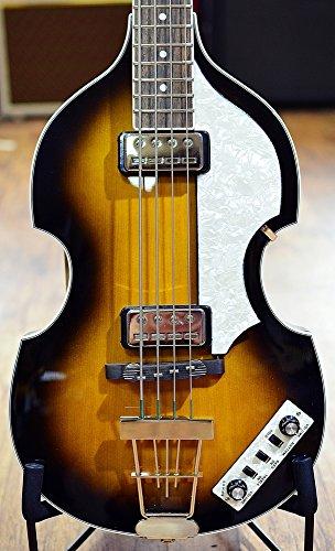 Höfner HCT Violin-Bass, Schwarz